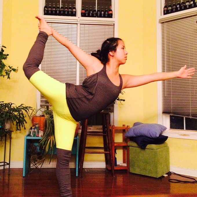 yoga royal dancer